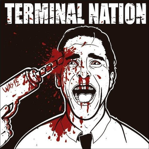 "Terminal Nation - Terminal Nation 7"" (Random Colors Vinyl) - Grindpromotion Records"
