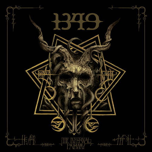 1349 - The Infernal Pathway 2XLP - Grindpromotion Records