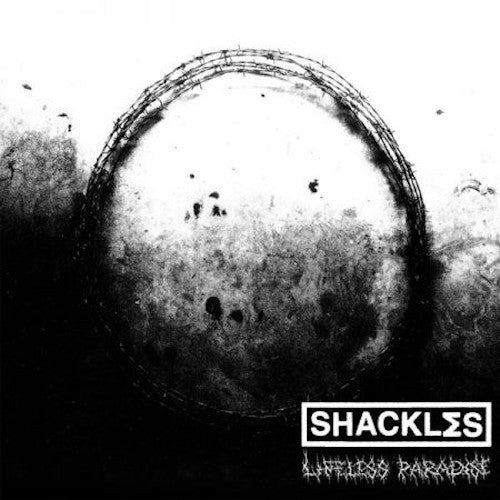 "Shackles ‎– Lifeless Paradise 10"" - Grindpromotion Records"