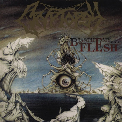 Cryptopsy ‎– Blasphemy Made Flesh LP
