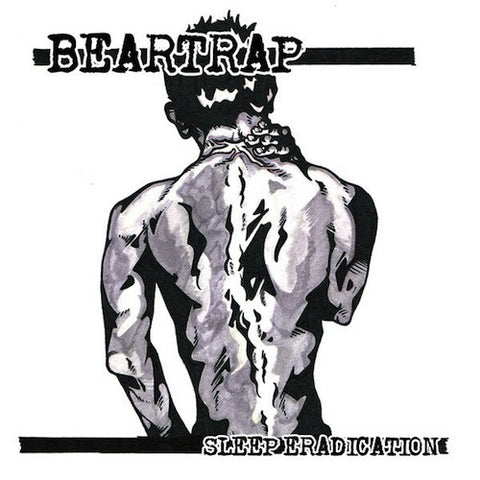 "Beartrap ‎– Sleep Eradication 7"" Single Sided (Brown Vinyl)"