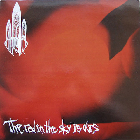 At The Gates ‎– The Red In The Sky Is Ours LP