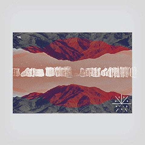 Touché Amoré ‎– Parting The Sea Between Brightness And Me LP (Grey Marbled Vinyl)