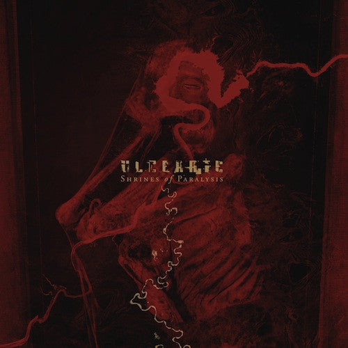 Ulcerate - Shrines Of Paralysis 2XLP - Grindpromotion Records