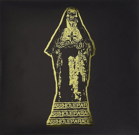 "Assholeparade ‎– Live In Rostock, Germany 10"" (Mixed Color Vinyl)"