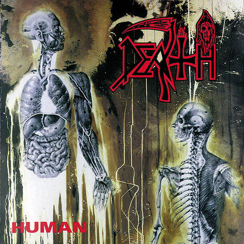 Death - Human LP - Grindpromotion Records