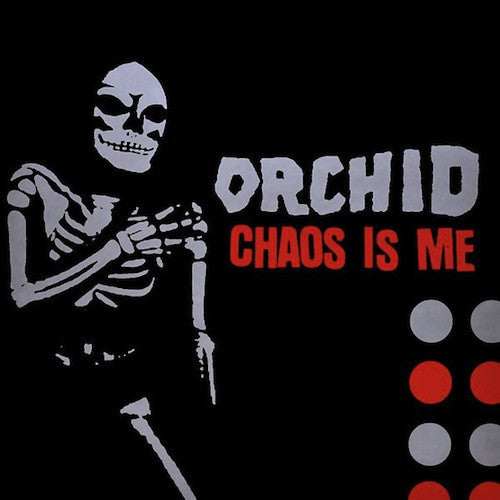 Orchid - Chaos Is Me LP (20th Anniversary Edition Scene Support Version) - Grindpromotion Records
