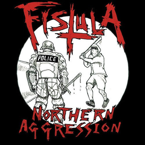 Fistula ‎– Northern Aggression LP - Grindpromotion Records