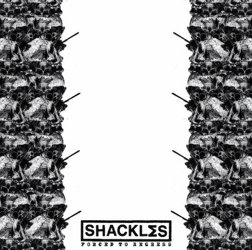 Shackles ‎– Forced To Regress LP - Grindpromotion Records