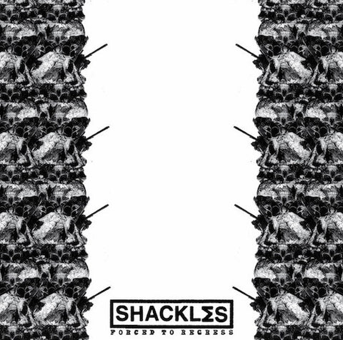 Shackles ‎– Forced To Regress LP
