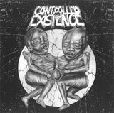 "Controlled Existence / Headless Death ‎– Untitled / Desperate Pigs 7"" - Grindpromotion Records"