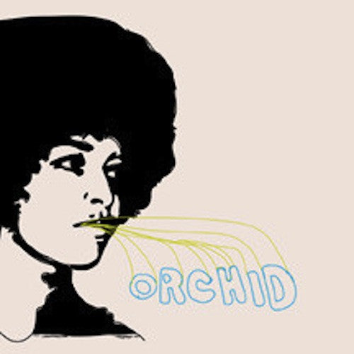 Orchid - Orchid LP - Grindpromotion Records