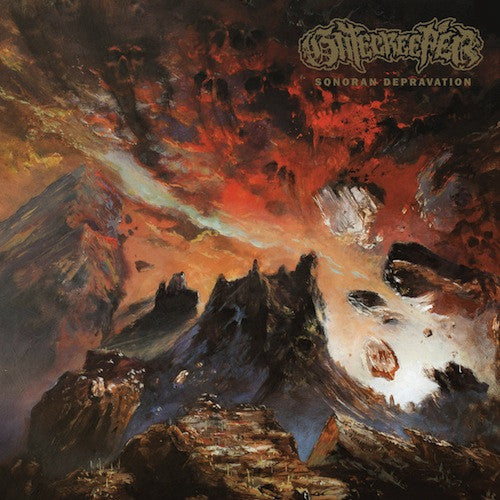 Gatecreeper - Sonoran Depravation LP - Grindpromotion Records