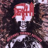 Death ‎– Individual Thought Patterns 2xLP 25 Year Anniversary Edition (Silver Vinyl) - Grindpromotion Records