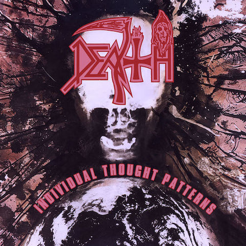 Death ‎– Individual Thought Patterns 2xLP 25 Year Anniversary Edition (Silver Vinyl)
