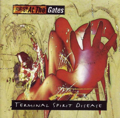 At The Gates ‎– Terminal Spirit Disease LP - Grindpromotion Records