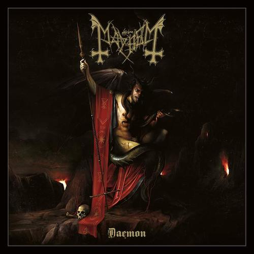 Mayhem - Daemon LP
