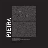 O - Pietra LP (One Side Marbled 180g Vinyl) - Grindpromotion Records