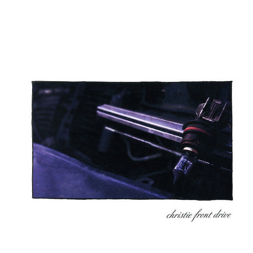 Christie Front Drive ‎– Christie Front Drive LP (Grey Vinyl) - Grindpromotion Records
