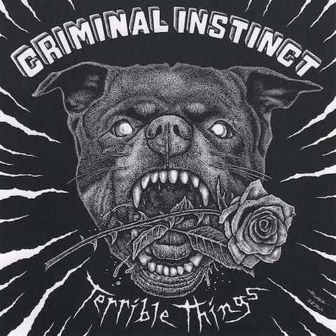 Criminal Instinct - Terrible Things LP
