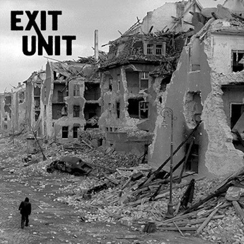 "Exit Unit - Exit Unit 7"" - Grindpromotion Records"