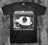 Dystopia - Human = Garbage T-Shirt - Grindpromotion Records