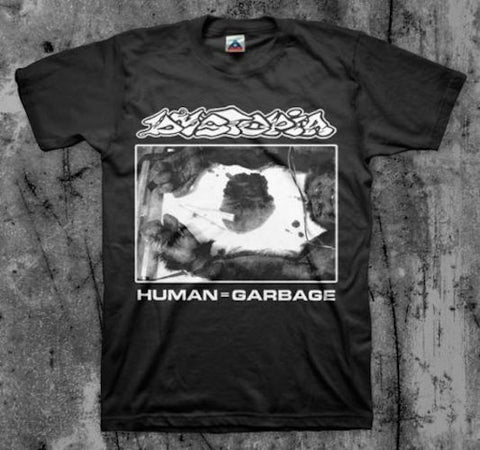Dystopia - Human = Garbage T-Shirt