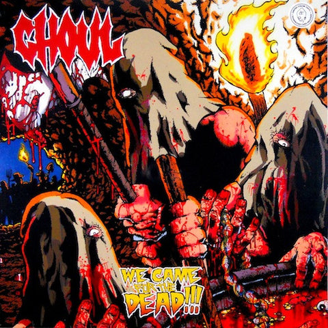 Ghoul ‎– We Came For The Dead LP