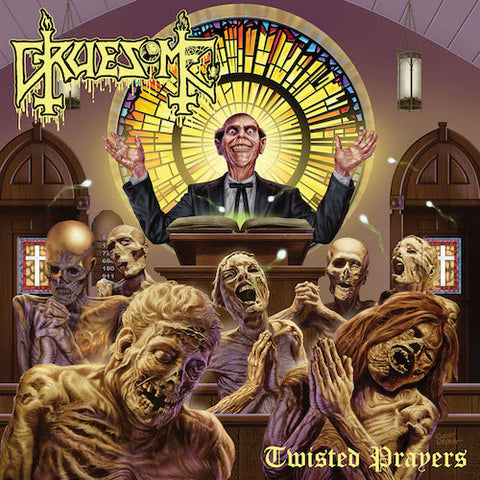 Gruesome - Twisted Prayers LP