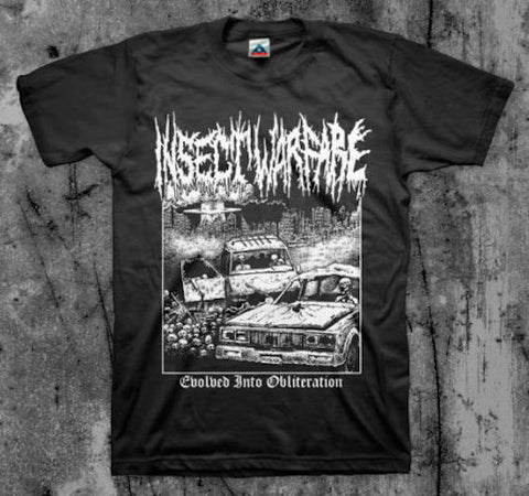 Insect Warfare - Evolved T-Shirt