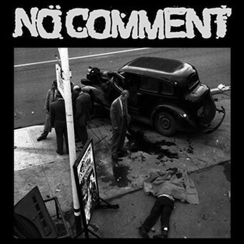 "No Comment ‎– Live On KXLU 1992 7"" (Green Marble Vinyl) - Grindpromotion Records"