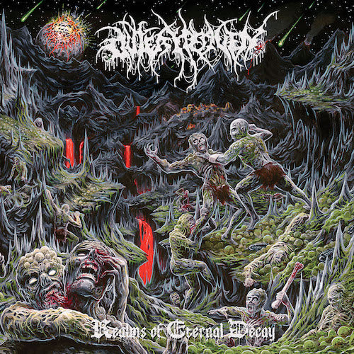 Outer Heaven - Realms Of Eternal Decay LP - Grindpromotion Records