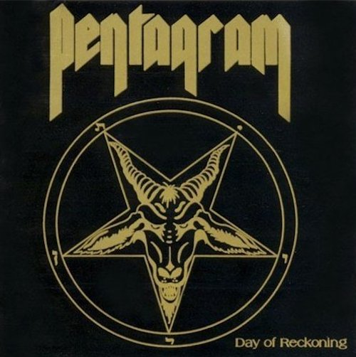 Pentagram ‎– Day Of Reckoning LP