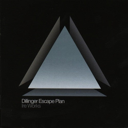 The Dillinger Escape Plan ‎– Ire Works LP (Electric Blue Splatter Vinyl)
