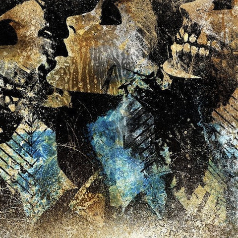 Converge - Axe To Fall LP (Electric Blue / Baby Blue Vinyl)