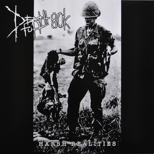 Death Toll 80k ‎– Harsh Realities LP - Grindpromotion Records