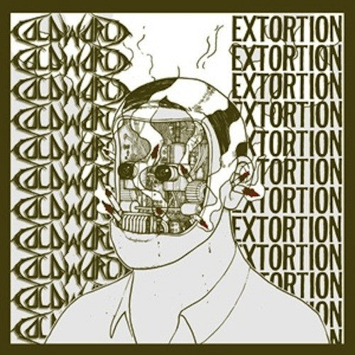 Extortion / Cold World ‎– Extortion / Cold World LP - Grindpromotion Records