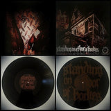 Standing On A Floor Of Bodies ‎– Sacrilegious & Culturally Deficient LP - Grindpromotion Records