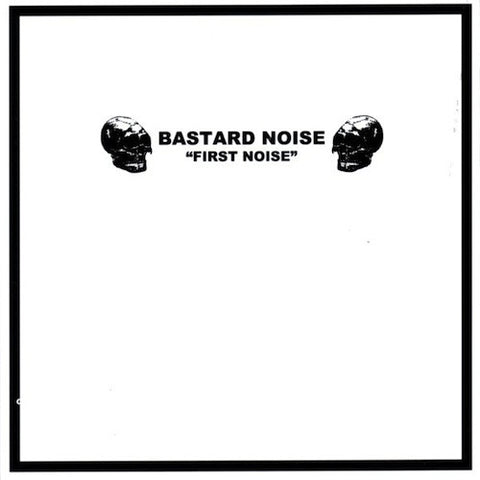 Charred Remains A.K.A. Man Is The Bastard / Bastard Noise ‎– First Music / First Noise 7""