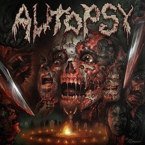 Autopsy ‎– The Headless Ritual LP
