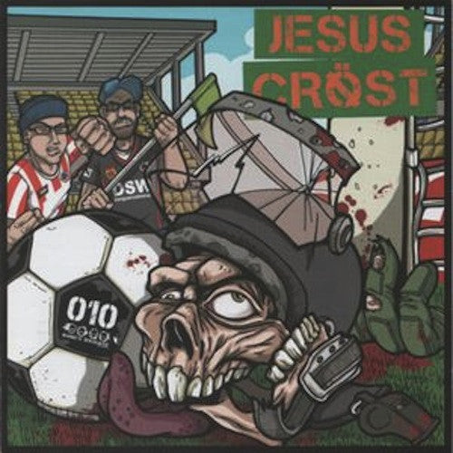 Jesus Cröst ‎– 010 LP - Grindpromotion Records