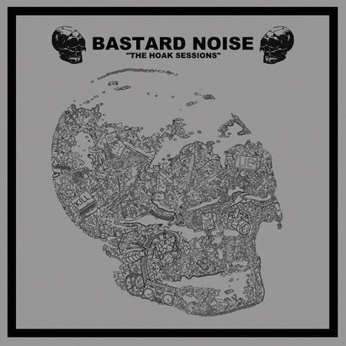 Bastard Noise / Lack Of Interest ‎– The Hoak Sessions / Untitled LP - Grindpromotion Records