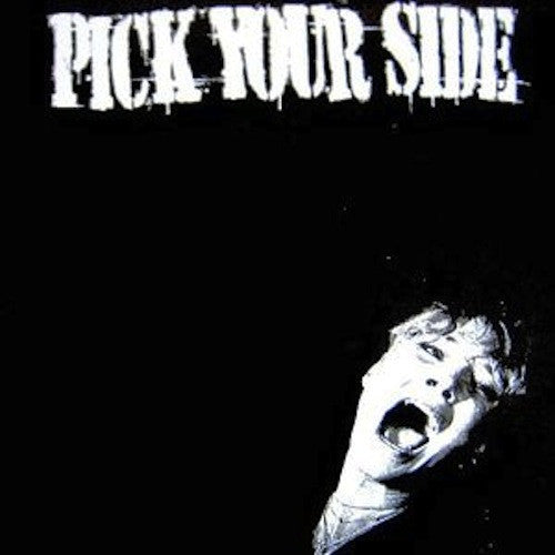 "Pick Your Side / To The Point ‎– Pick Your Side / Suicide Mode 10"" - Grindpromotion Records"