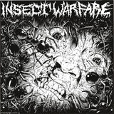 "Insect Warfare / Carcass Grinder ‎– Untitled / Do You Love Grind? Pt:4 7"" (Yellow Vinyl) - Grindpromotion Records"