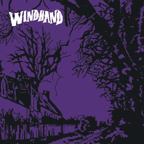 Windhand ‎– Windhand LP (Red Vinyl)