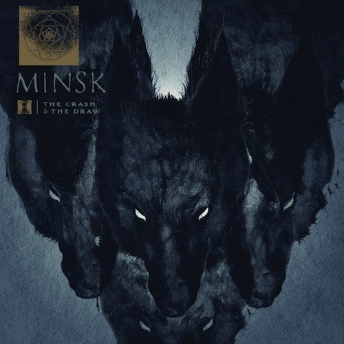 Minsk ‎– The Crash And The Draw 2XLP