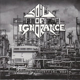 "Warsore / Soil Of Ignorance ‎– Untitled / Horrendous Industrial Waste 7"" (Blue Vinyl) - Grindpromotion Records"