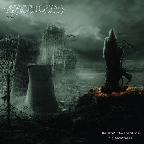 Sacrilege ‎– Behind The Realms Of Madness 2XLP - Grindpromotion Records
