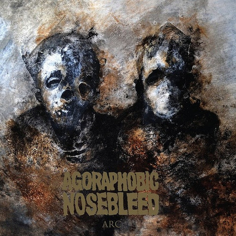 Agoraphobic Nosebleed ‎– Arc LP
