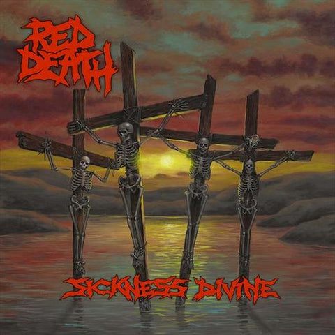 Red Death - Sickness Divine LP